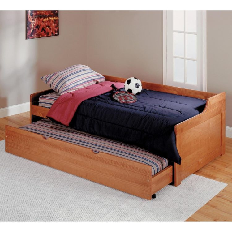 trundle bed groupon
