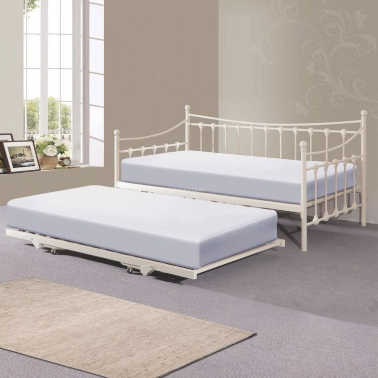 trundle bed girl daybed