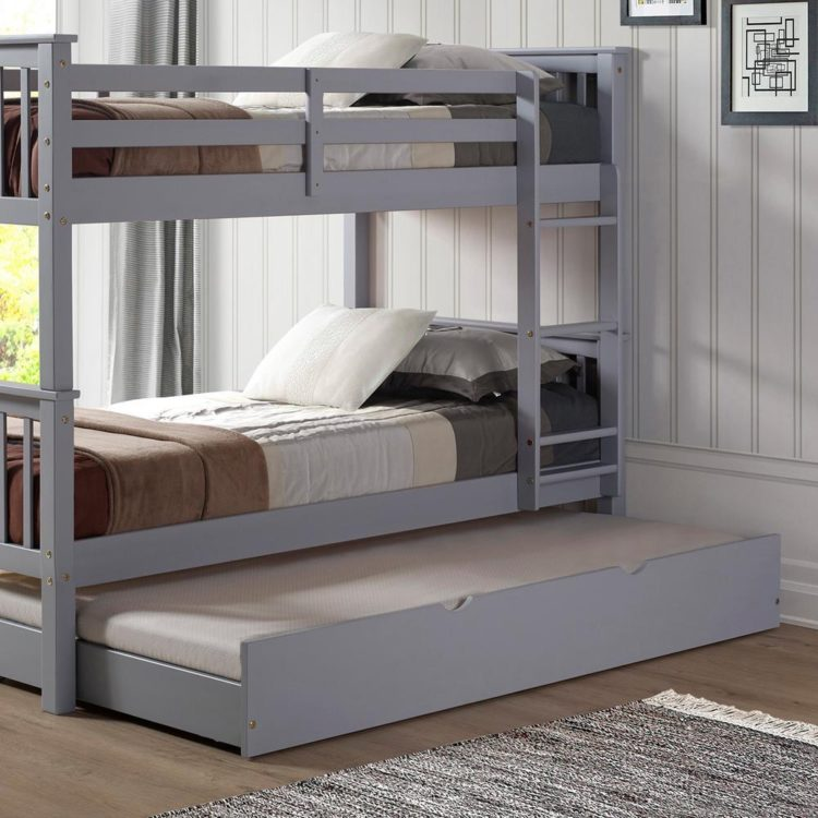 trundle bed glides