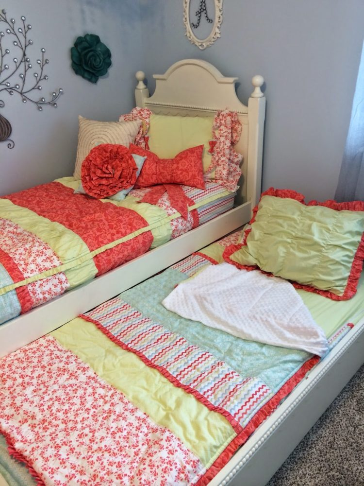 trundle bed bottom
