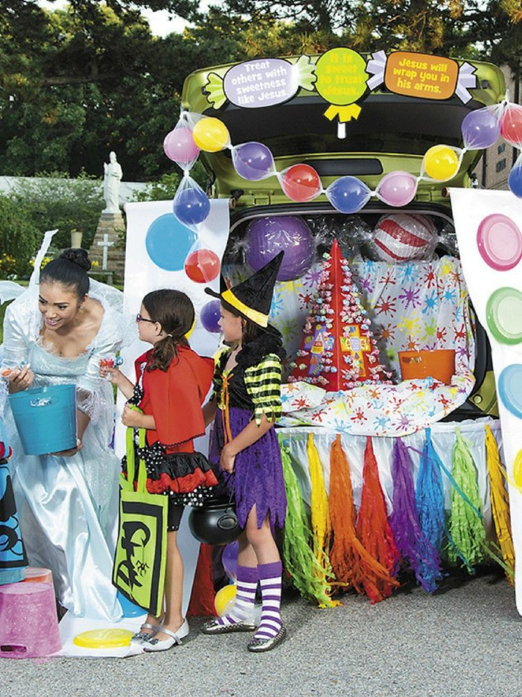 trunk or treat fort worth 2018