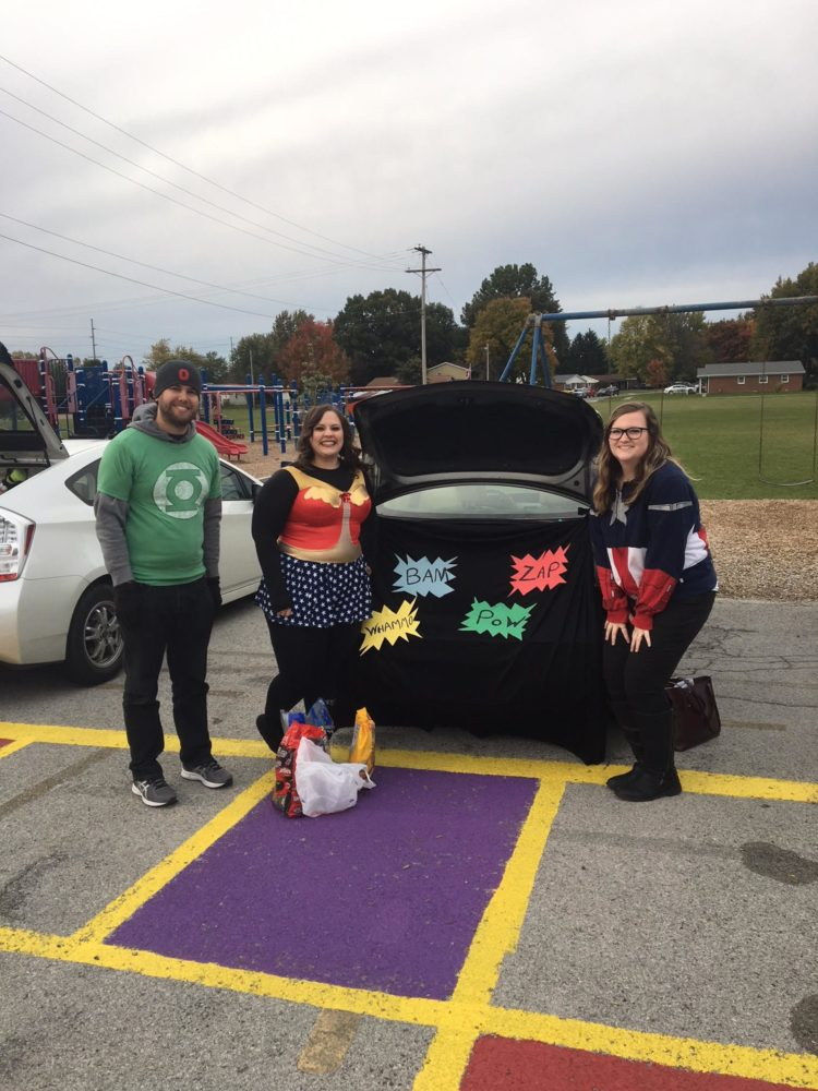 trunk or treat history