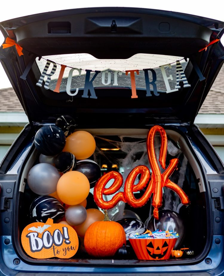 trunk or treat themes