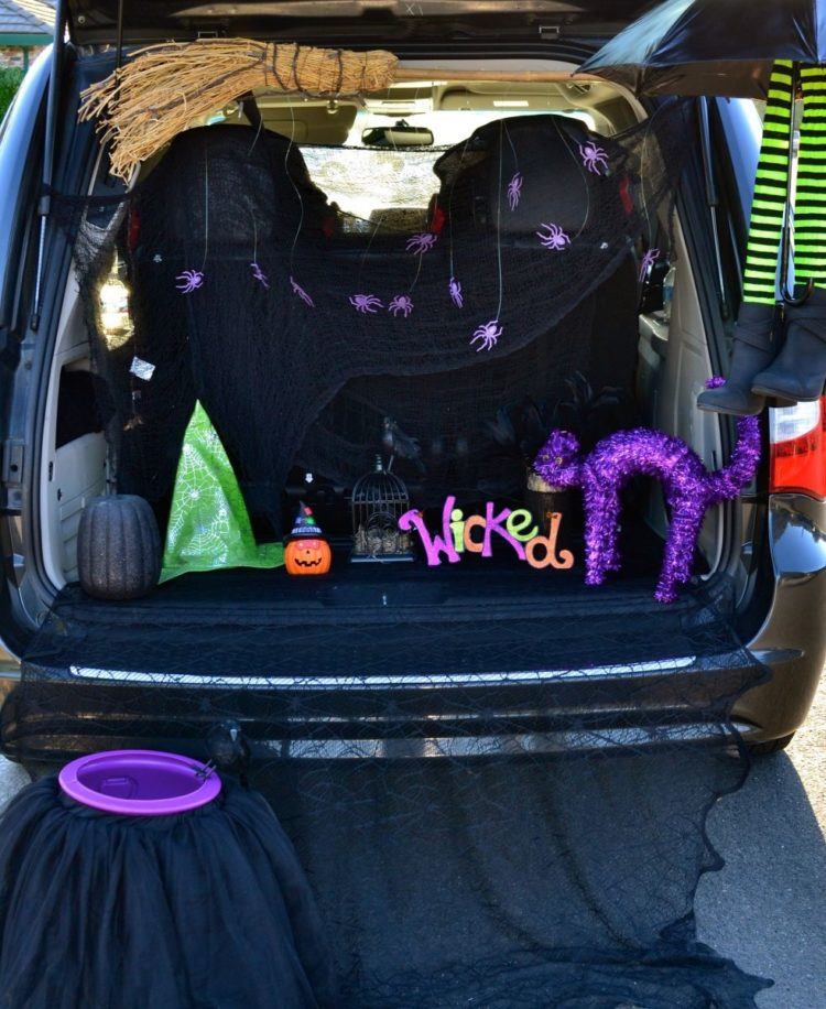 trunk or treat games