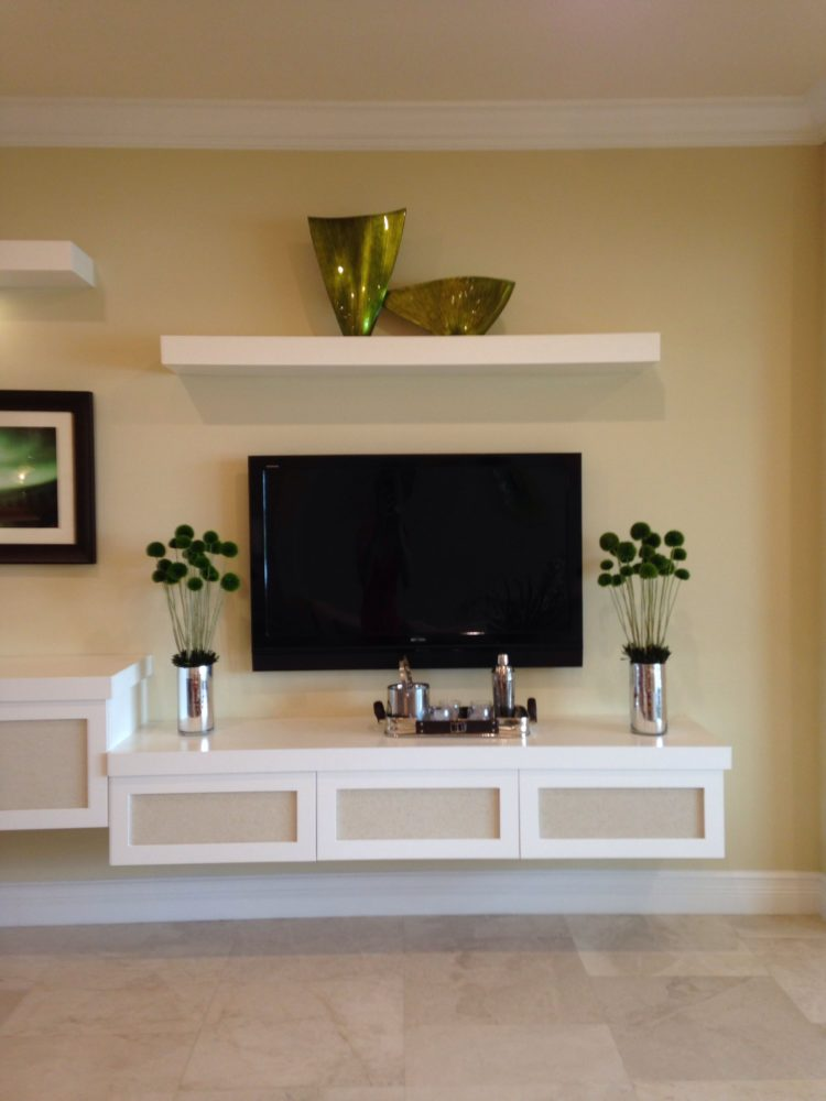 tv stand with mount z-line