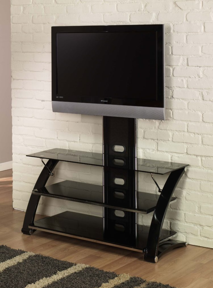 tv stand with mount living room
