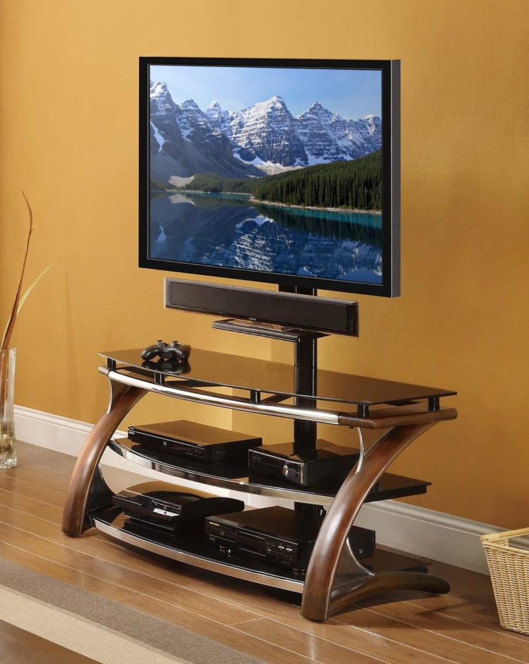 tv stand with mount lowes