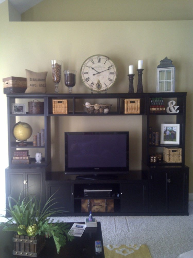 tv cabinet with mount nz