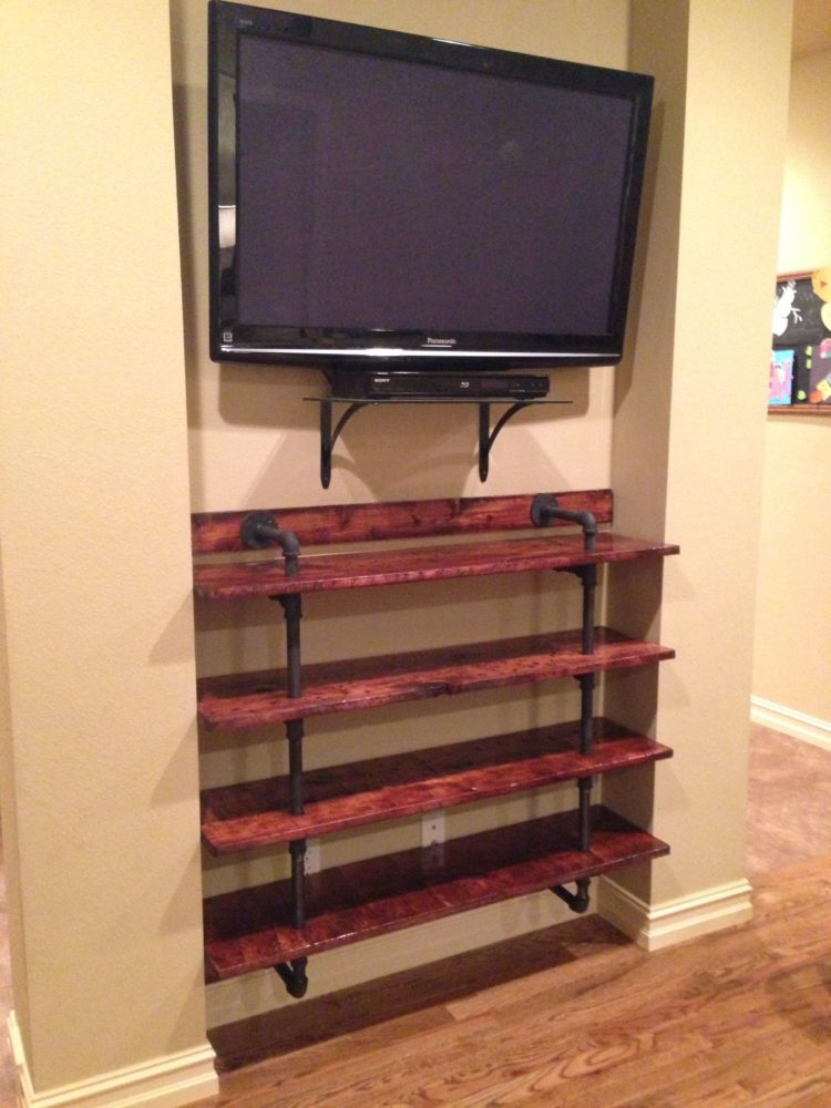 tv stand with mount nz