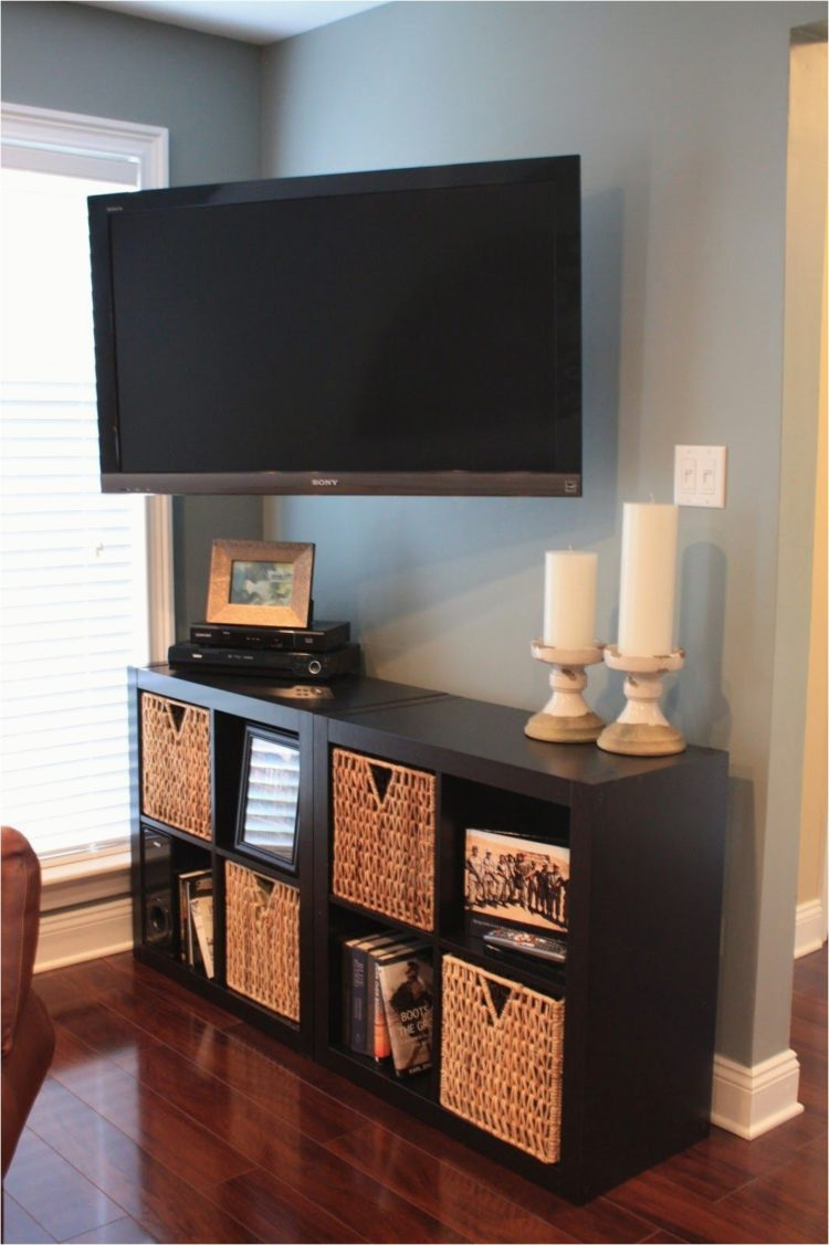 tv stand with mount parts