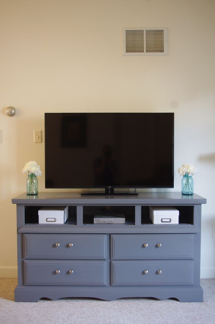 tv stand with mount perth