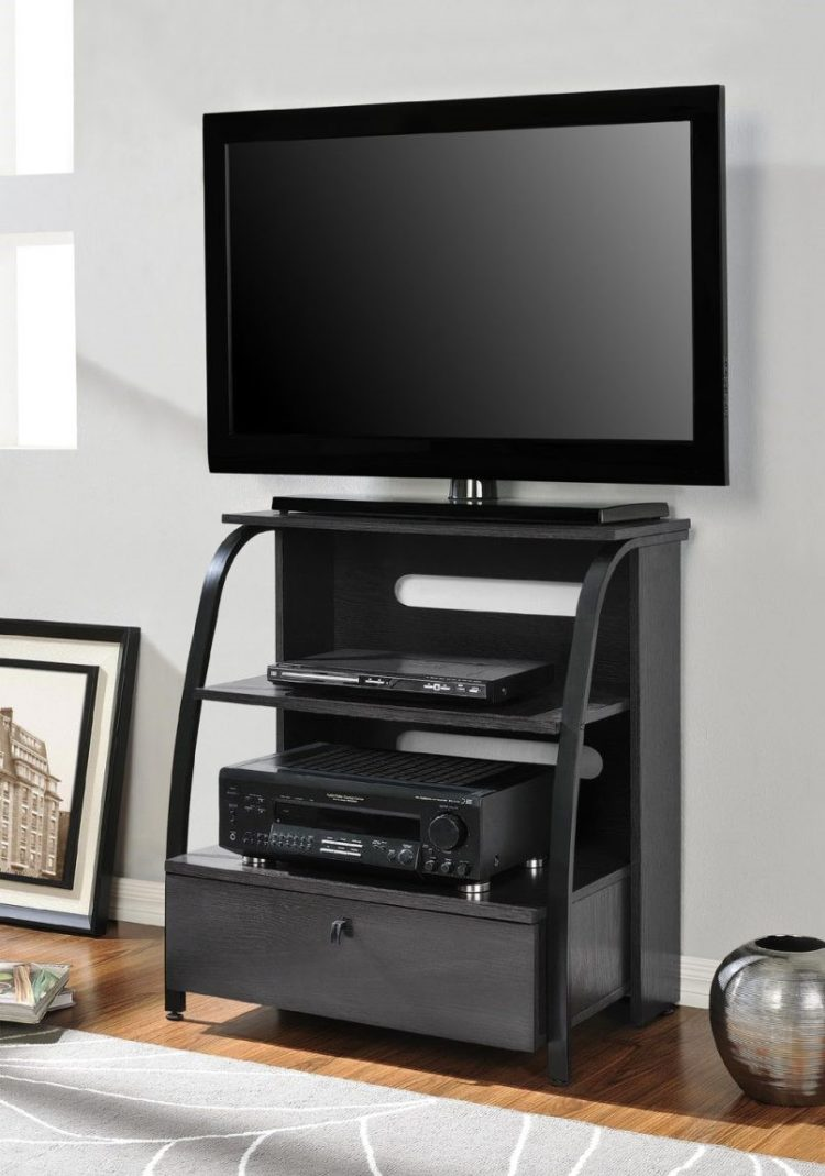 tv stand with the mount