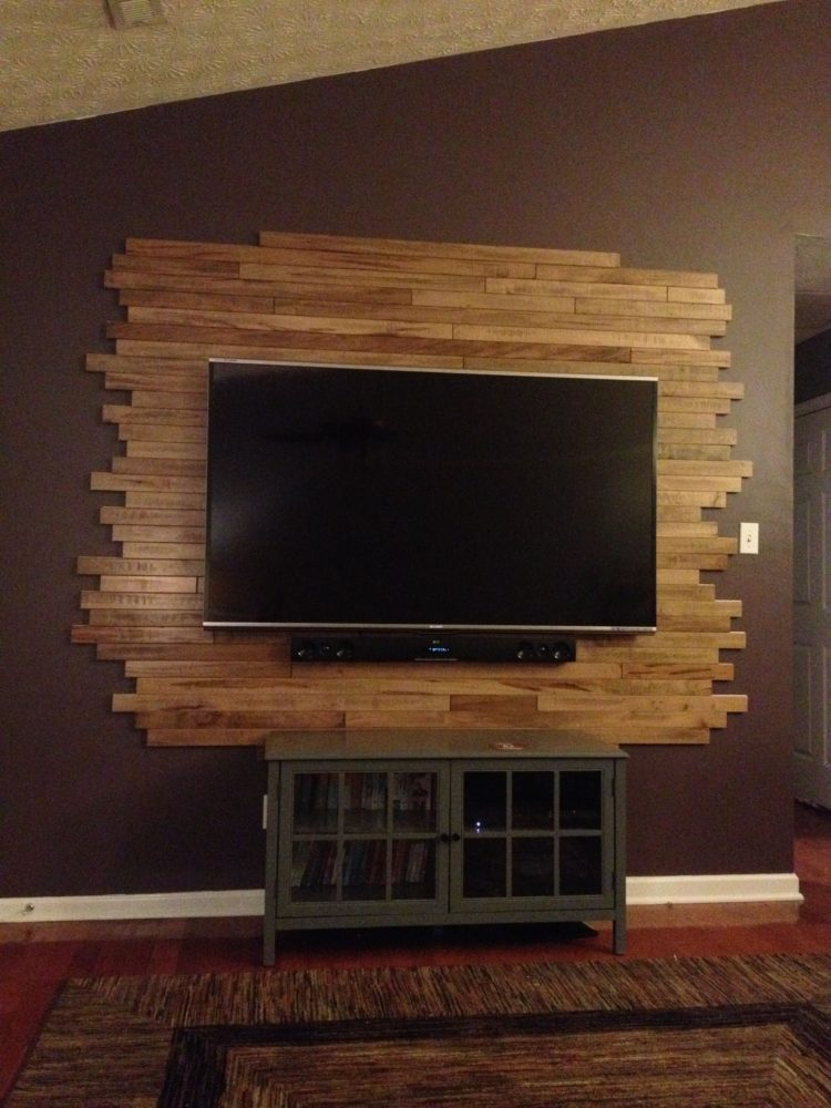 tv stand with mount up to 70