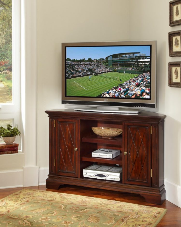 2 shelf glass tv stand with mount
