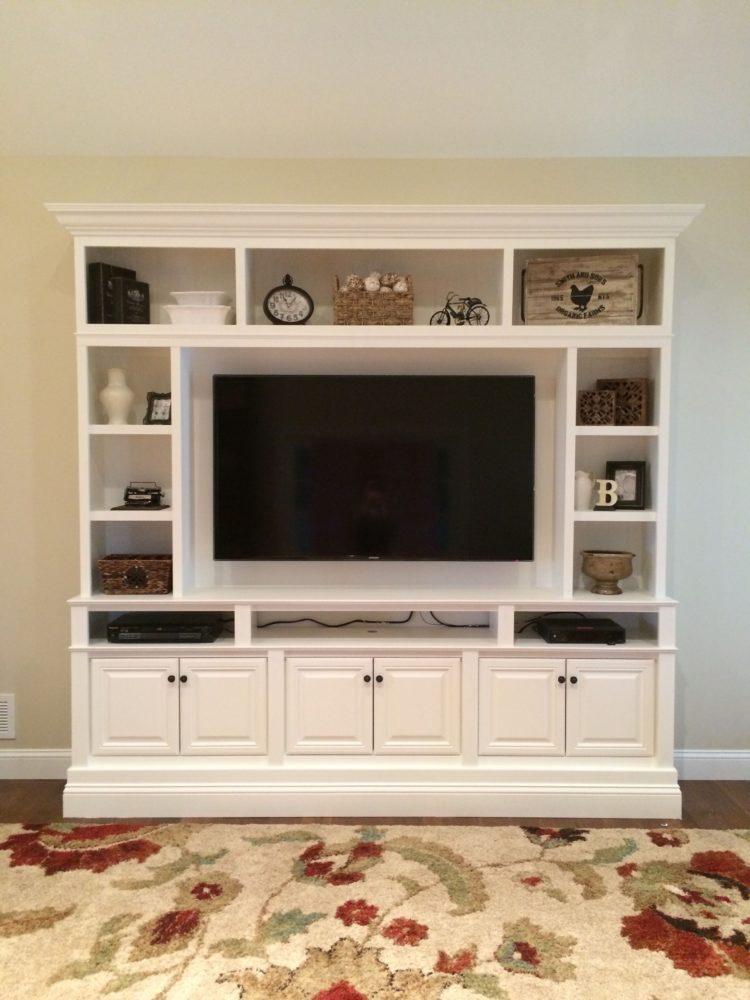 tv stand with mount wheels