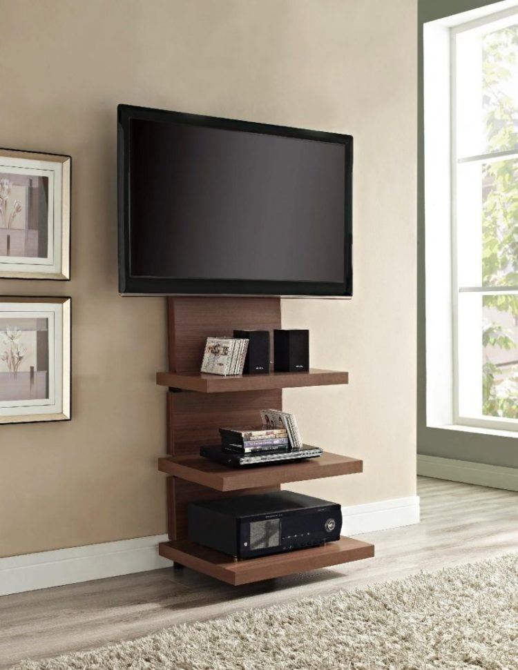 tv stand with mount 40 inch