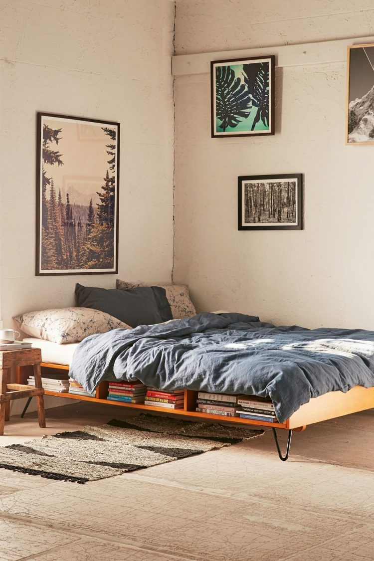 twin bed frame kmart
