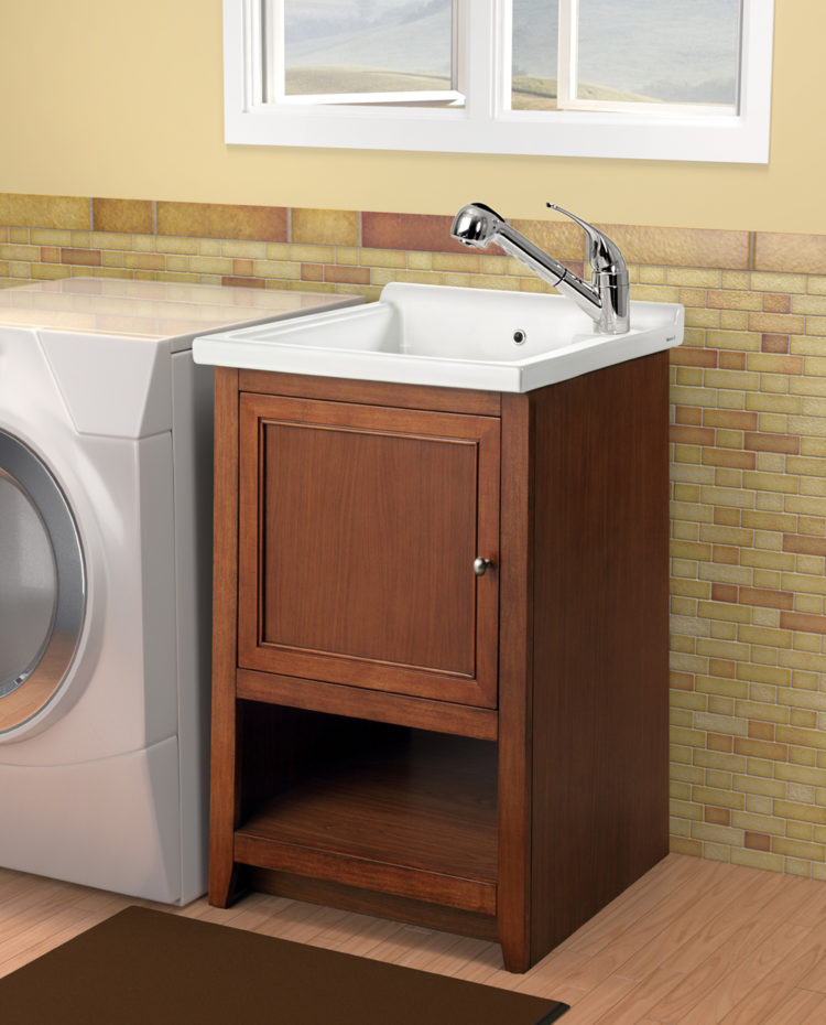 utility sink for bathroom
