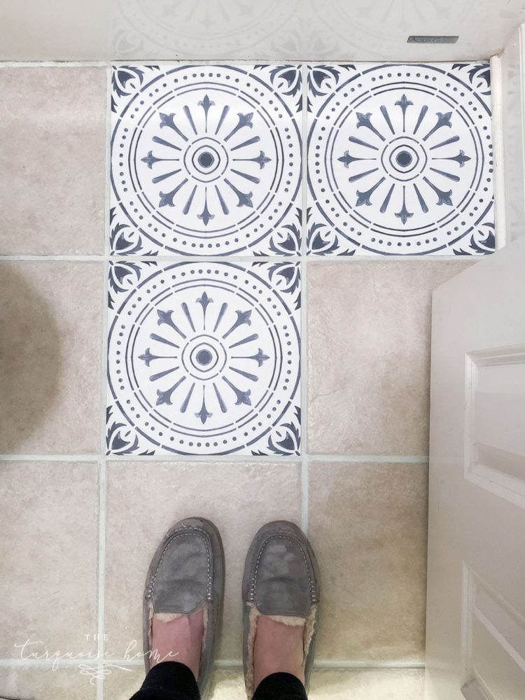 vinyl tile for kitchen