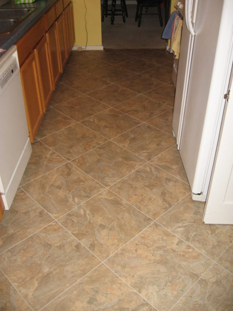vinyl tile effect flooring