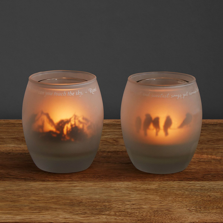 votive candles personalized