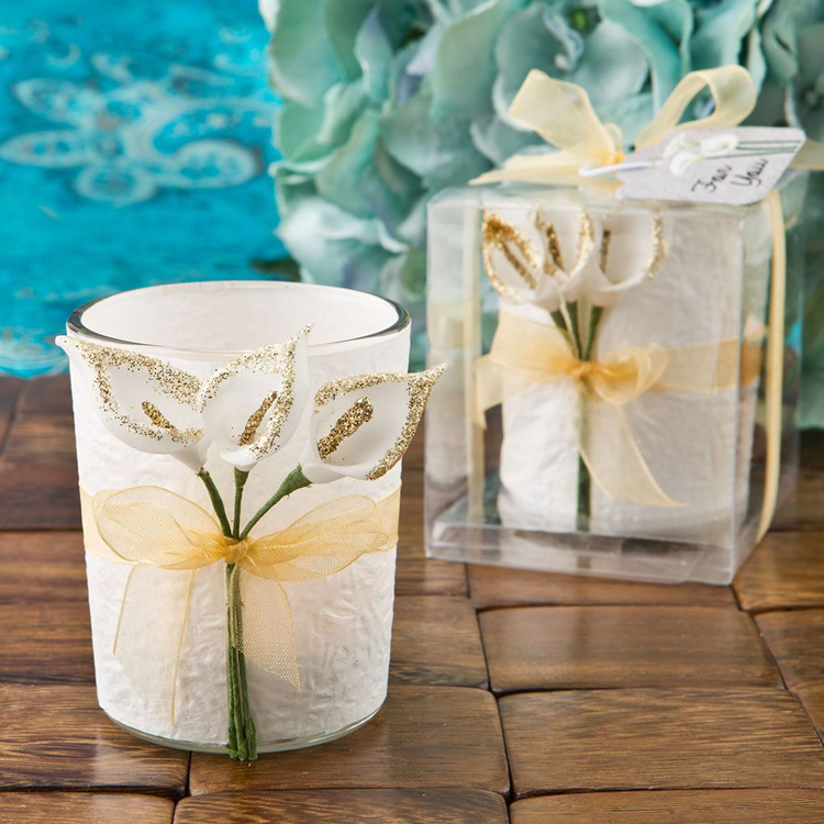 votive candles ivory
