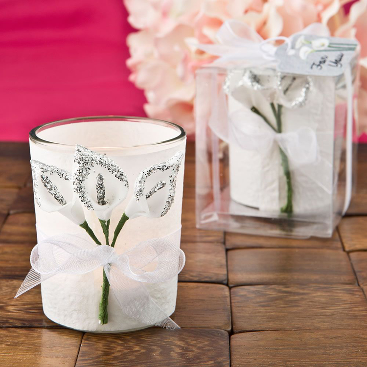 votive candles glass jar wholesale