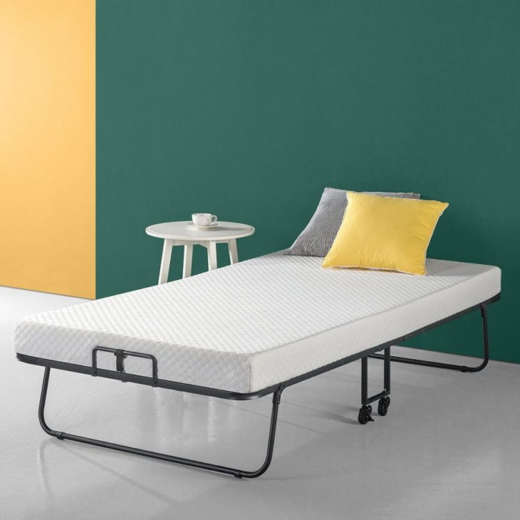 rollaway bed in french