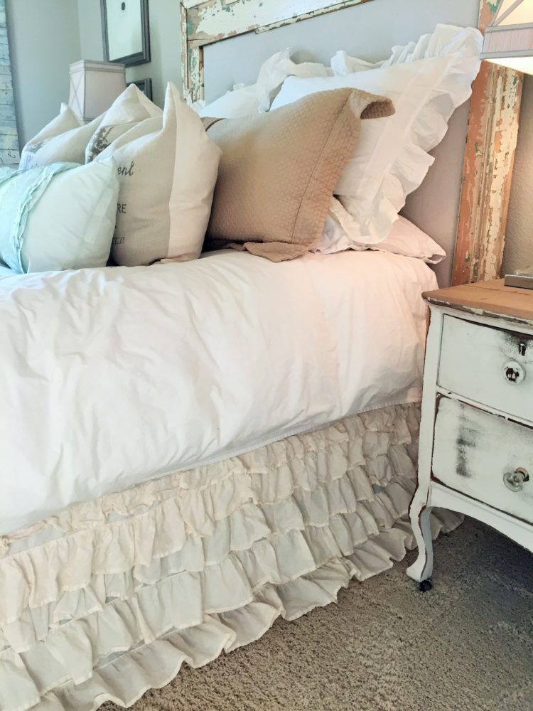 alternatives to a bed skirt