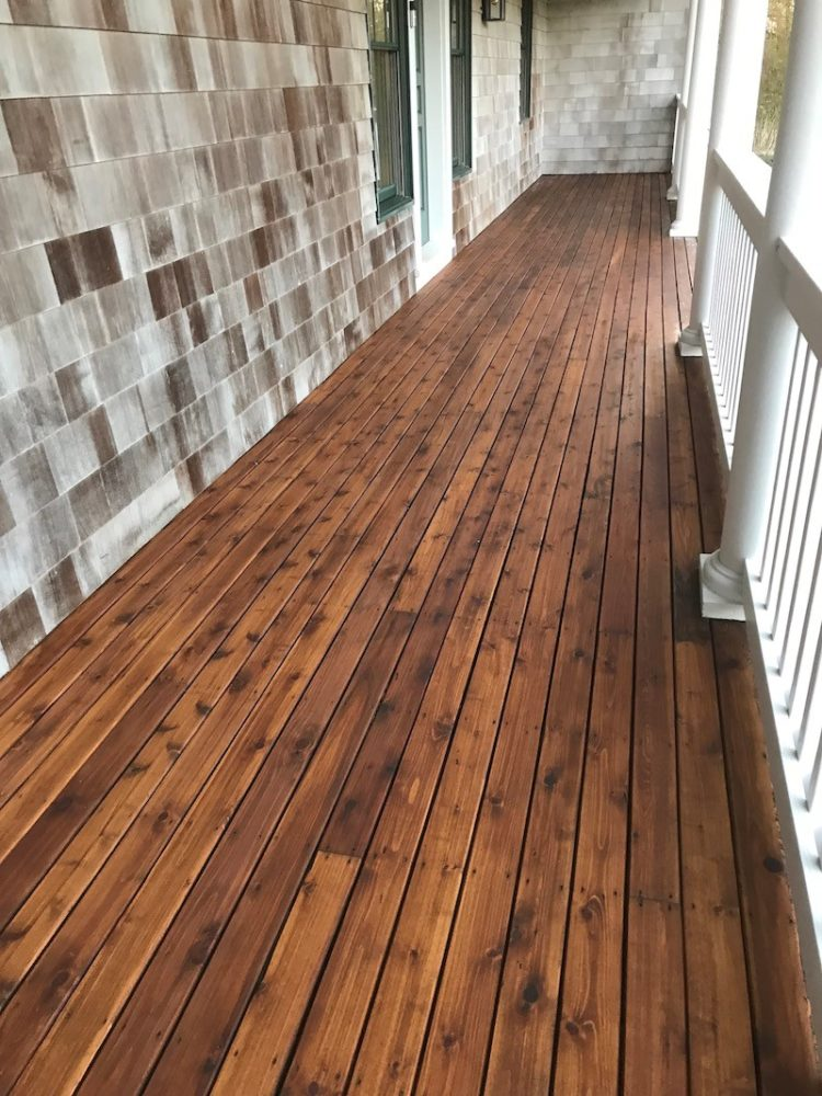 wood floor stain colours uk