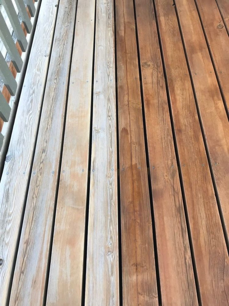 wood stain color paint