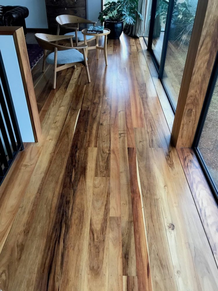 wood stain mahogany color