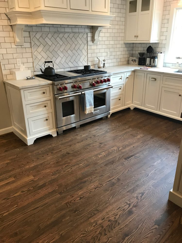 wood stain color java