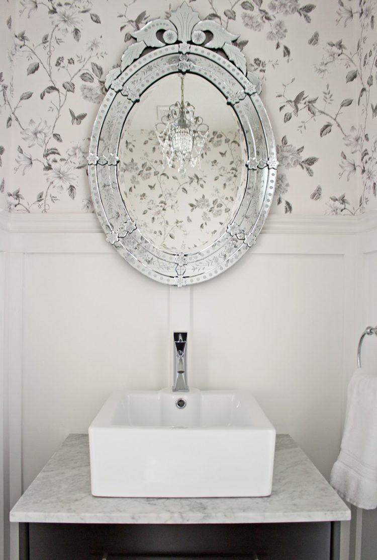 jeweled vessel sink