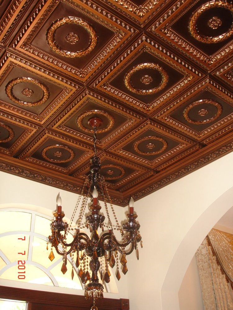 drop ceiling tiles installation cost