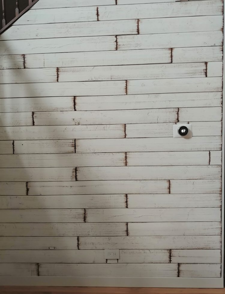 shiplap siding material cost