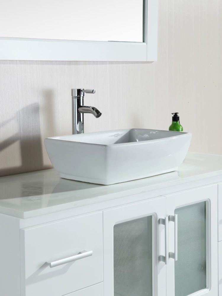 vessel sink holder
